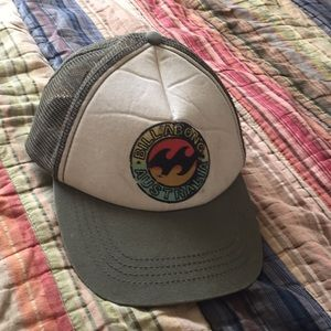 Womens Billabong Australia Hat